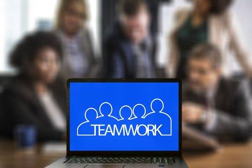 team  teamwork  together
