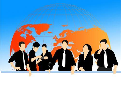 team globe cooperation