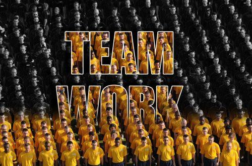 team work team business
