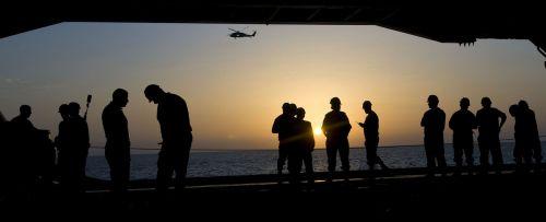 teamwork crew sailors