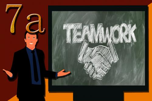 teamwork hand class