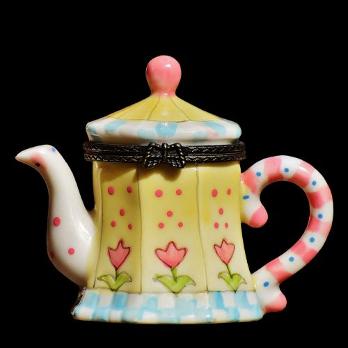 teapot drink pot