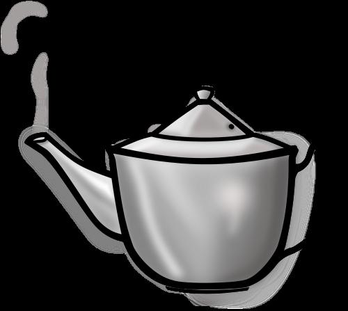teapot kettle steamer