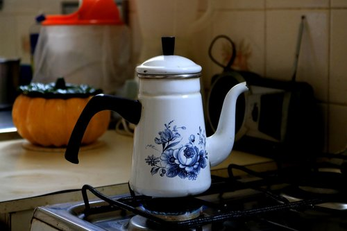 teapot  container  kitchen