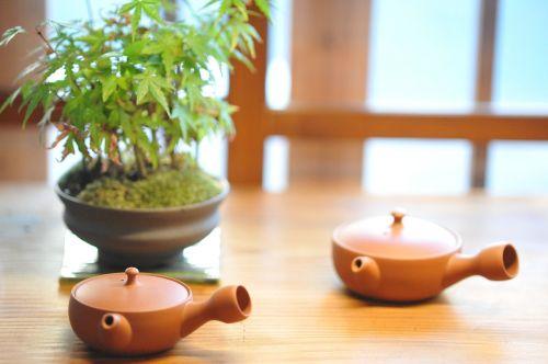 teapot pottery tea