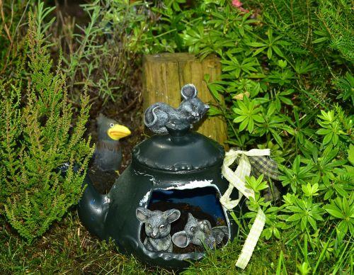 teapot pot deco