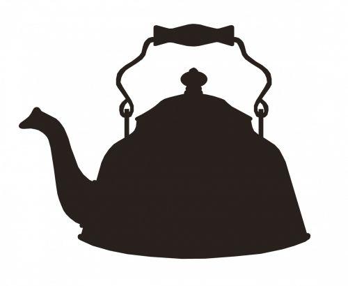 Teapot Silhouette