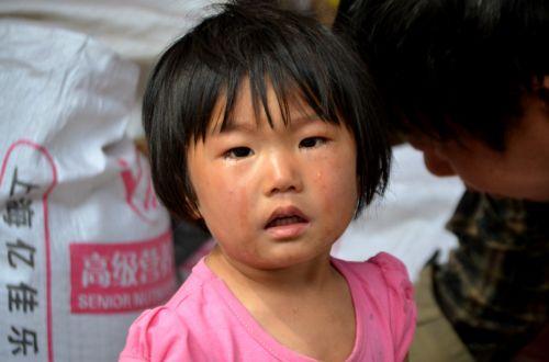 Tearful Child
