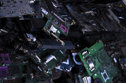 tech  technology  circuit board