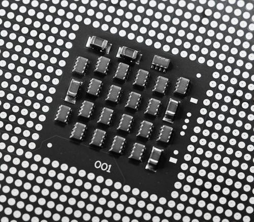 tech processor computers