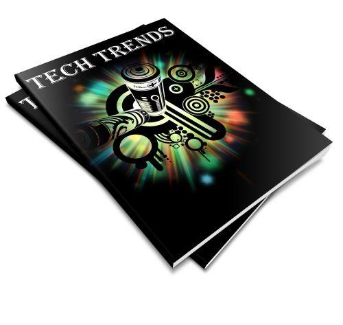 tech trends report magazine