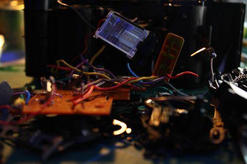 technical circuit board electronics