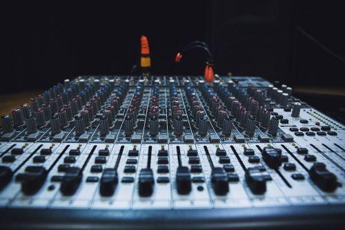 technology music sound