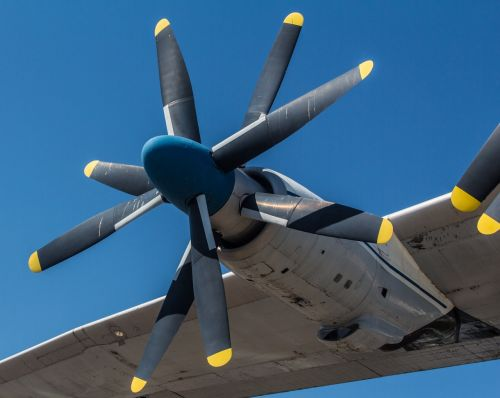 technology aircraft propeller