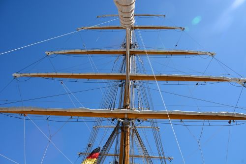 technology sailing vessel rigging