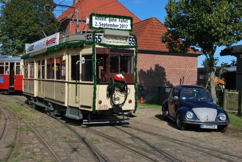 technology tram historically