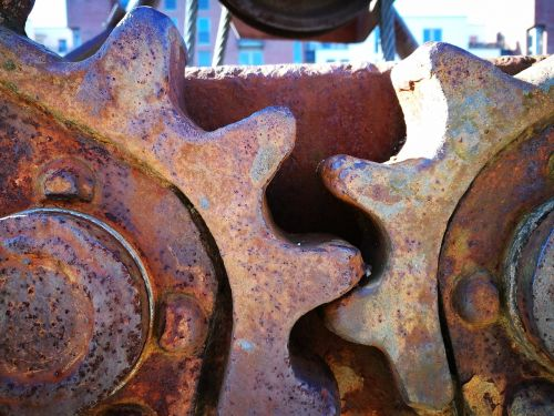 technology gears mechanics