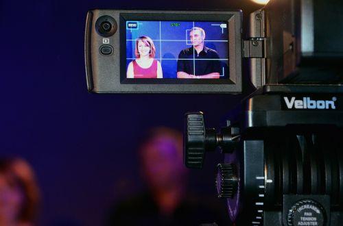 technology shooting camera