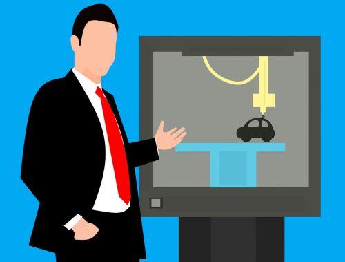 technology 3d print