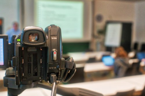 technology  video  lecture hall