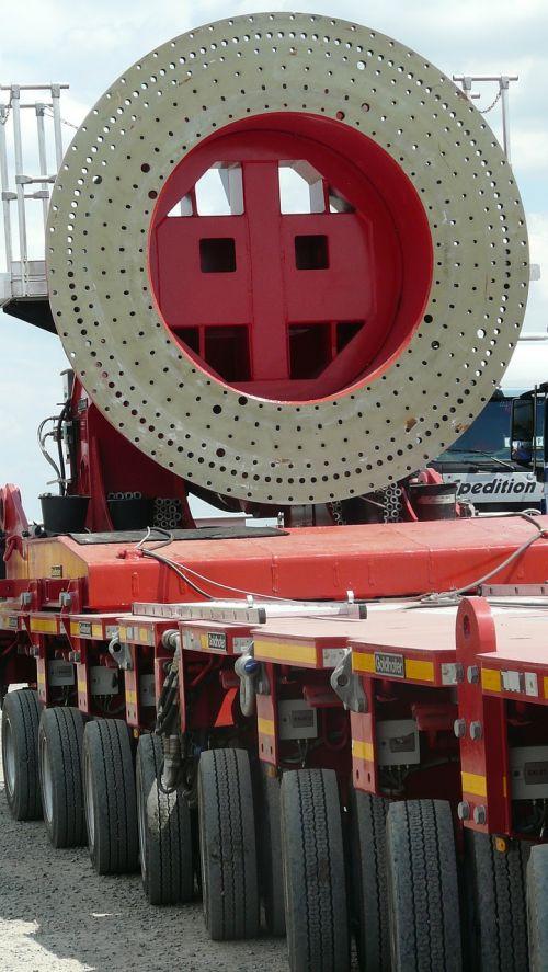 technology heavy transport rotor blade