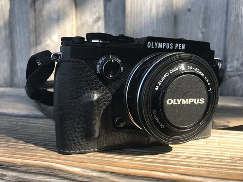 technology  olympus  pen-f