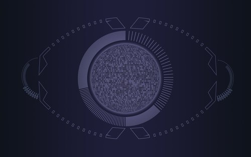 technology  eye  artificial intelligence