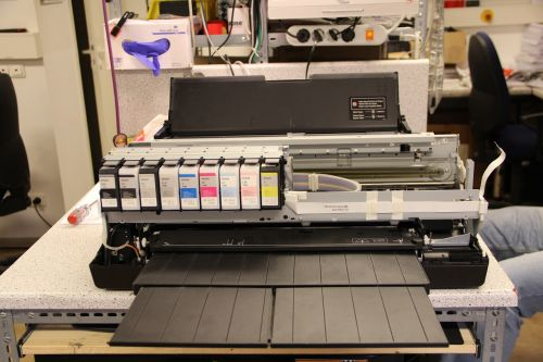 technology service printer