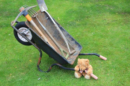 Teddy,turėti,vežimėlis,laikyti,stiprus,mielas,gyvūnas,meškiukas,purus,įdaryti,sodas,linksma,pickaxe,šakutė,lova,pick ax huggable,apkabinti,sėdi,žaislas,patrauklus,pasinerti,jėga,įrankiai