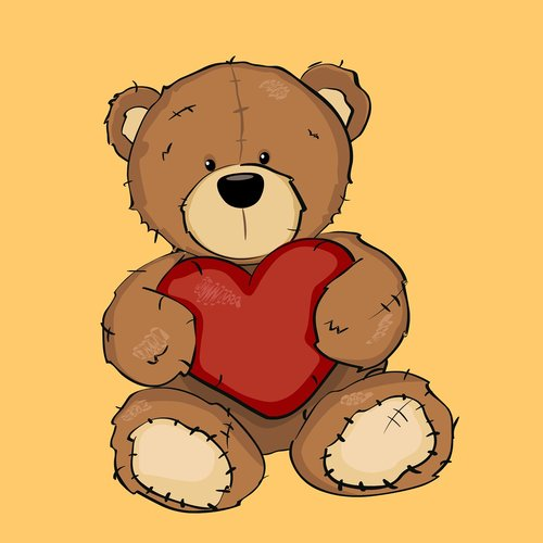 teddy  toy  soft toy