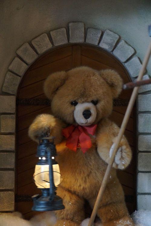 teddy lamp guard