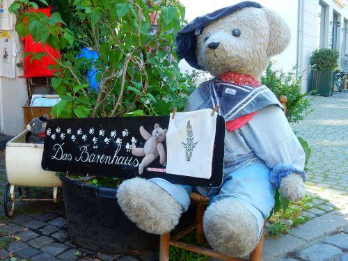 teddy teddy bear maritime