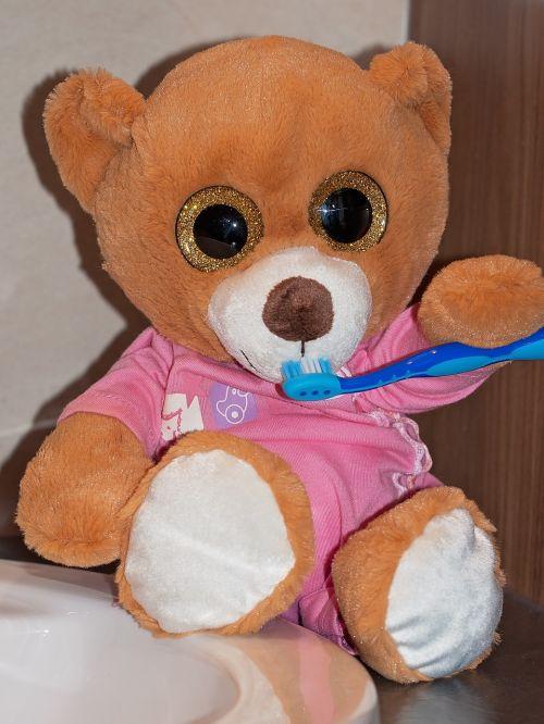 teddy bear soft toy stuffed animal