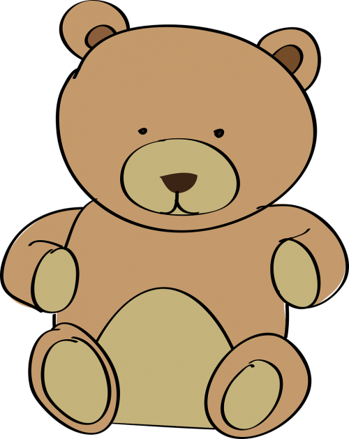 teddy bear toy plush