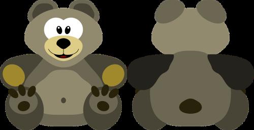 teddy bear bear knuffig