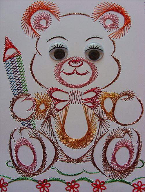 teddy bear misiaczek image
