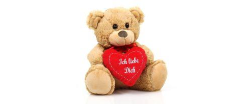 teddy bear furry teddy bear heart