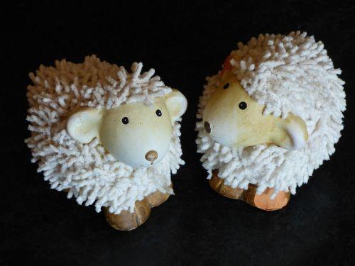 teddy bear sheep toys