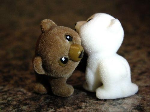 teddy bears friendship brown