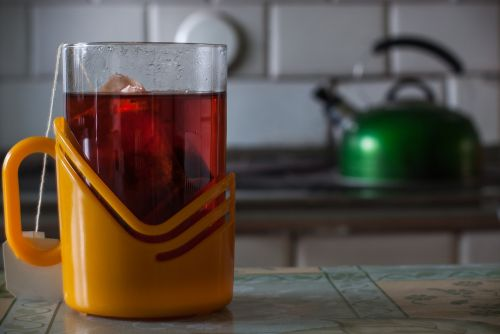 tee cup boiler