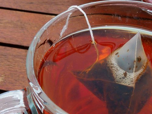 tee teatime tea bags