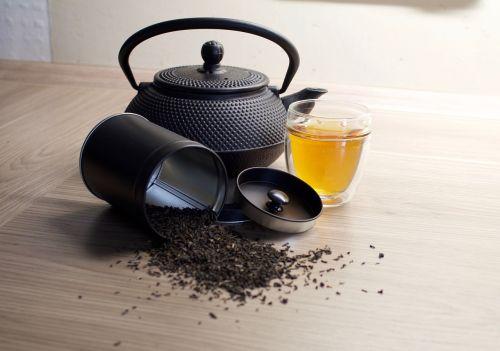tee black tea cup