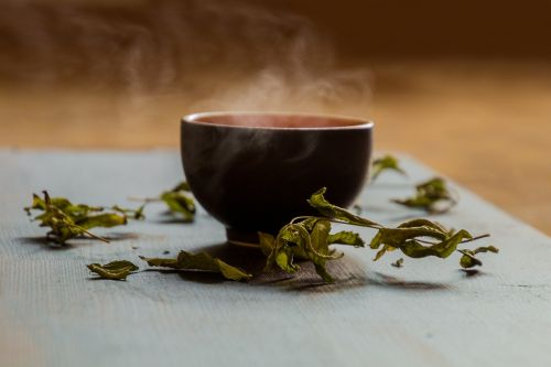 tee teacup green tea