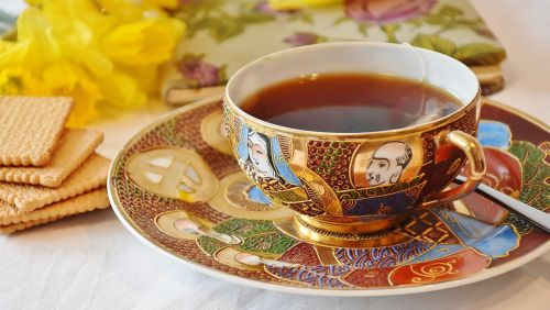 tee teacup tableware