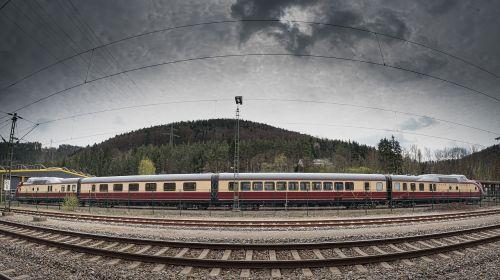tee trans-europe express train