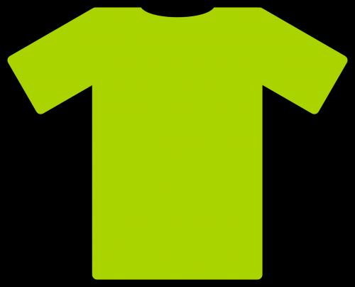 tee shirt green