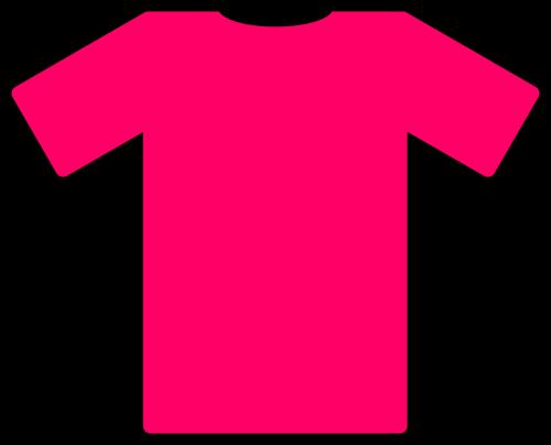 tee shirt pink