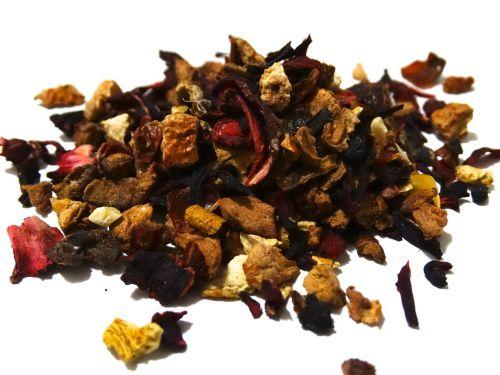 tee fruit tea dried