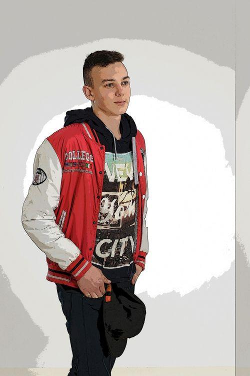 teenager boy teen