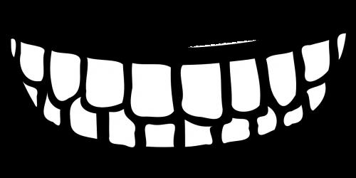 teeth mouth smile